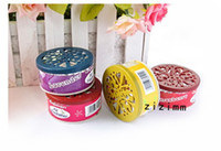 Wholesale Solid balmy agent Air Freshener Commodity products