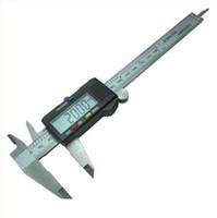 Wholesale 150 mm inch LCD Digital Vernier Caliper Micrometer H004