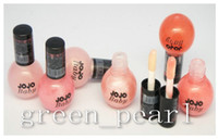 Wholesale JOJO Baby mini lollipop natural abundance of mini lip gloss lip gloss nude color