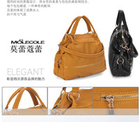 Free Shipping Fashion ladies handbag PU Bag 5 COLORS options...