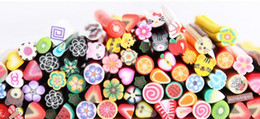 Wholesale New Nail Art Fimo Stick Rods Polymer Clay Stickers Tips DIY Decoration