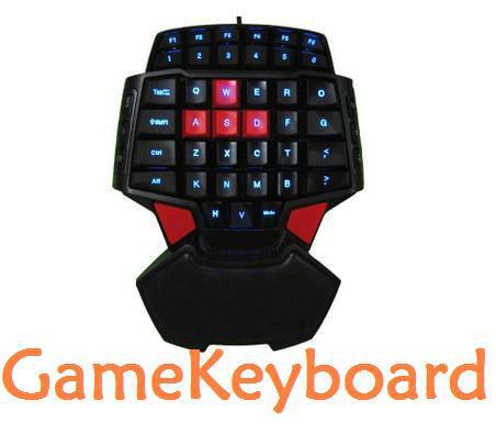 World of Warcraft Keyboard