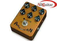 For Electric american fender - Guitar American Sound Effect pedal JOYO JF classic Fender Deluxe amp NEW