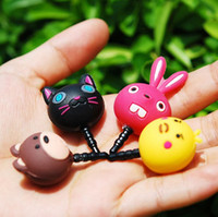 Wholesale The Korea Style Cute Cartoon Phone s Accessories MM iphone s Dustproof plug tb01