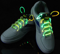Wholesale Low prices high quality high pervious to light flash LED light shoes LACES creative generation