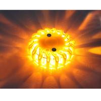 Wholesale New Car LED Strobe Emergency Flashing Lights Car Warning Lights Car Ceiling Light