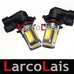BEST QUALITY 2PCS 9005 HB3 7.5W Car LED Fog Light Super Bright Headlight Fog Bulb Lamp 12V DC White