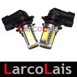BEST QUALITY 2PCS 9006 HB4 7.5W Car LED Fog Light Super Bright Headlight Fog Bulb Lamp 12V DC White