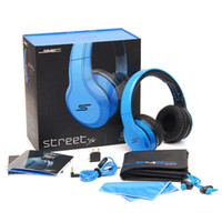 50 Cent Headphone Over- Ear Wired Headphones With Mic From SM...