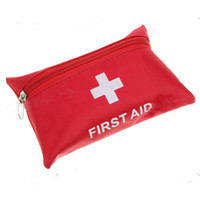Wholesale Emergency First Aid Kit Bag Red Medicine Bag Outdoor Camping First Aid Bag HB950