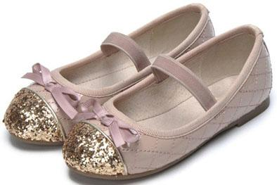 Little Girls Shoes And Mother Shoes Two Color Design Eleven Size ...