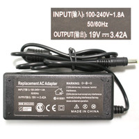Wholesale New For acer N145 V A Replacment Laptop AC Power Adapter Charger Connector x1 free shippi