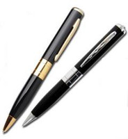 Wholesale Spy pen camera HD FPS dv Video Support TF card hidden Camera mini dvr New Arrive