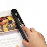 Document Scanner portable scanner - High quality Skypix Handheld Portable Scanner Full Color Portable Book Scanner with A4 Size