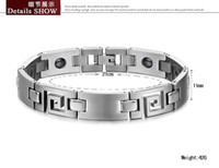 Wholesale Christmas gift brand new men s L stainless steel bracelets fashion jewelries chain chains GS3108