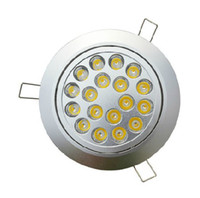Wholesale 2pcs lot 18W Celling Led Lamp Celling LED Light Sp...