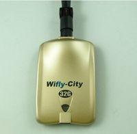 54Mbps USB High Power Wifly-City 32G 802.11b g Wireless USB 2.0 WIFI Network Card Adapter Antenna 1600MW 3000M