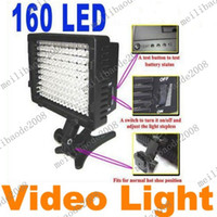 Wholesale 1pcs J55 CN LED Video Light Camera Camcorder Lighting K