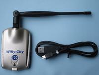 54Mbps USB High Power Wifly City 10G 802.11b g RTL8187L 108Mbps Wireless Network Lan Card Wifi USB Adapter