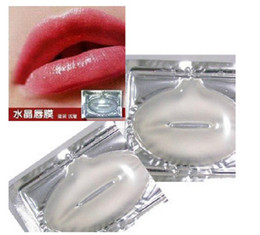 Wholesale Hyaluronic Acid lip mask Crystal Collagen Lip Moisturizing dilute the lip scrub whitening lips