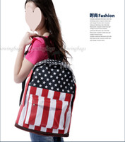 Wholesale 2012 Children Women Men Shoulder Fashion Student School Book Campus Bag Backpack UK US