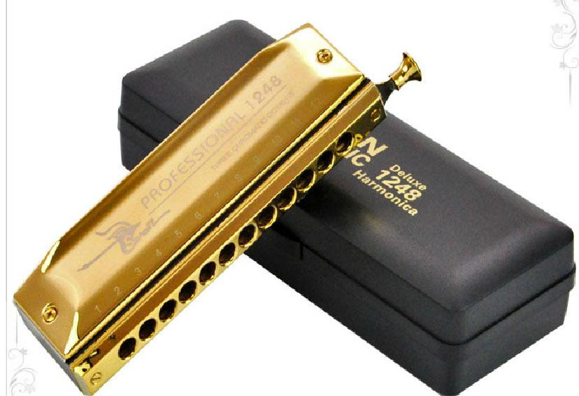 how to clean a chromatic harmonica