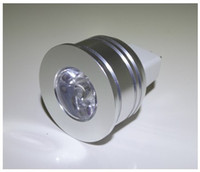 Wholesale Energy LED MR11 MR16 W V LED Light LM Lamp Bulb DC V