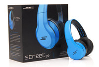 Wholesale New SMS Audio Sync Street by Cent Over Ear Wired Stereo DJ Headphones