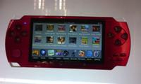 Productos ! Juego más nuevo, jugador MP5, pantalla 4.3Inch, 4GB verdadero, FM + E-libro + cámara + Free2000 ~ 3000 Juegos Envío libre por todo el mundo