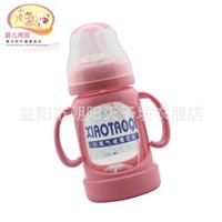 Wholesale Infant feeding bottle feeder nursing bottle milk bottle nuk ML Glass Bottle anti bilge gas