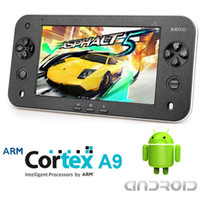 7 inch android game player - Black JDX S7100 inch Capacitive Touch Screen GB Intelligent MID Tablet Game Player amp WiFi amp Android