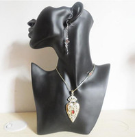 Wholesale Fashion Jewelry display resin jewelry models colors