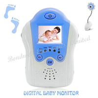 Wholesale Wireless Baby monitor GHz digital video baby monitor inch baby monitor with flower camera