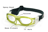 Wholesale Children Basketball Goggles Clear Lens Soccer Goggles Kids Outdoor Sports Protective Glasses for Boys And Girls