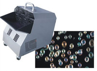Foam   100W Large Bubble Machine Stage effect machine DJ party