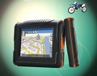 Wholesale The latest motorcyle gps with waterproof GB memory pre loaded map_Factory price