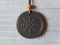 Cheap Unisex energy necklace Best 2000 ions / cc (+ or - 300) Pendant Necklaces lot quantum
