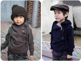 Wholesale boys girls hoody hoodie baby jacket children coat baby clothes outware Kids Hoodies Children Hoodie