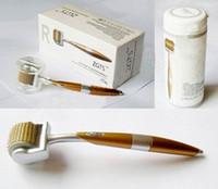 Retail ZGTS derma roller 192 titanium needles, 192 Titanium ...