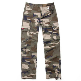 Wholesale NEW Match Army Camo Military Combat Men s Cargo Pants Trousers Size V3383
