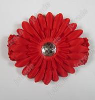 Wholesale 36pcs headbands Crochet headband girls Hair flower hair clips baby hair bow clip