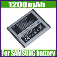 Wholesale Mobile batteries AB474350BU for SAMSUNG cell phone i6330c i7110 Pilot i8510 INNOV8 W699 W709 mAh