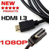 Wholesale 1M M HDMI cable Gold HDMI Cable for P M FT HDMI Free by China post