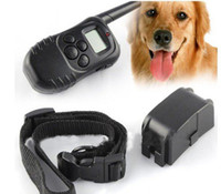Wholesale Training pet Remote M Control Training dog with LCD display electric dog training collar HG126
