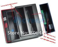 Wholesale 3pcs ALL IN HDD Docking Station quot quot x SATA amp x IDE Hard Drives Clone ports USB HUB