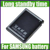 Wholesale Mobile Batteries AB653850CU AKKU for SAMSUNG i8000 i900 i908 i7500