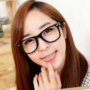 Clear Fashion Glasses For Women Lady s Clear Lens Sunglasses