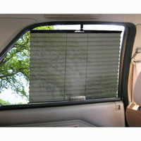 Wholesale High quality auto retractable sunshade side block side window sun shade A030