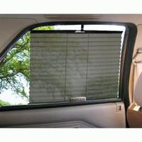 Wholesale High quality auto retractable sunshade side block side window sun shade A030