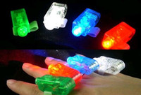 big buyers - LED Laser Finger Light Beams Ring Lights Torch With Party Bar Colourful Light VIP Buyer Favorite